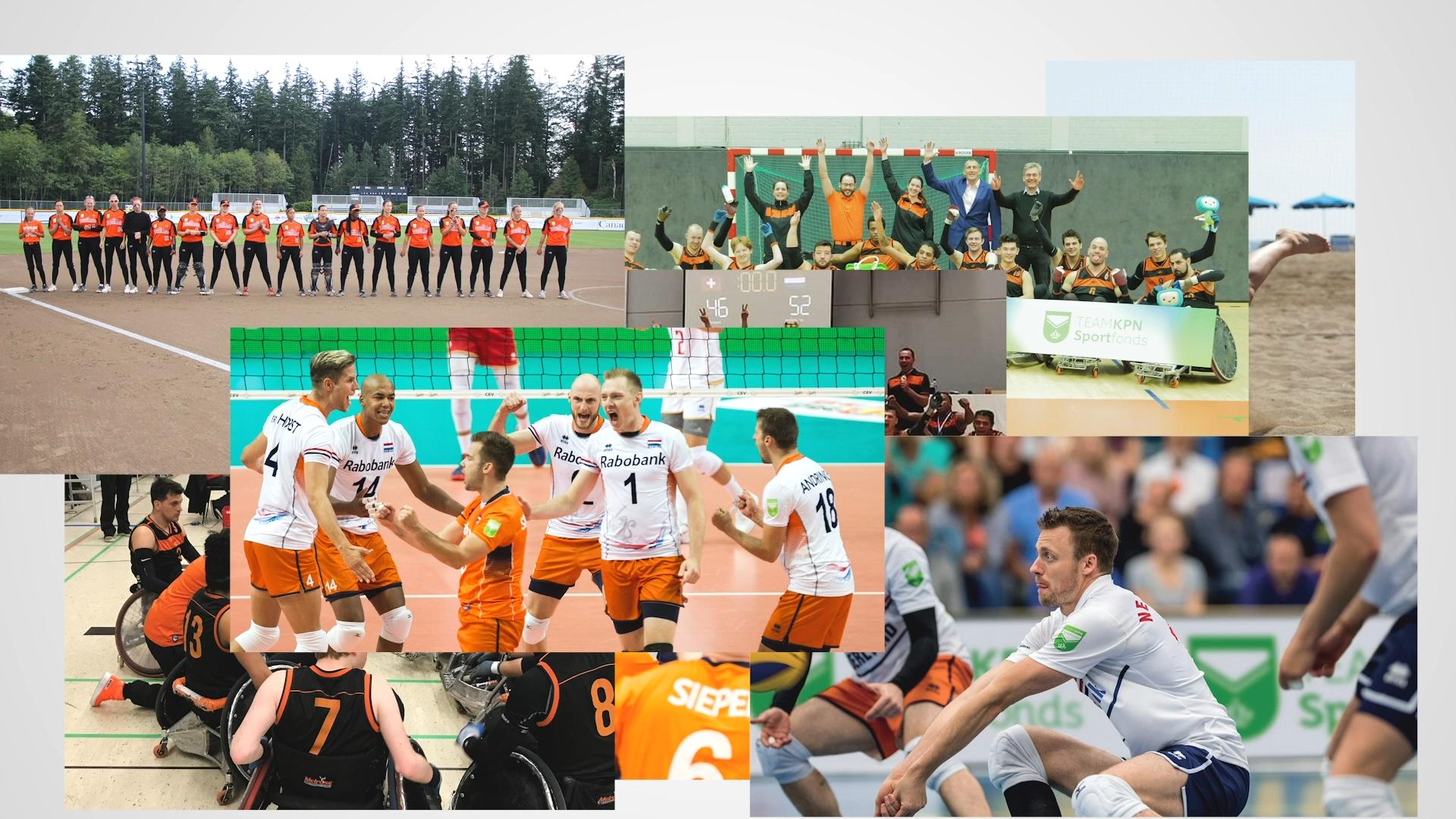 TEAMKPN Sportfonds promo